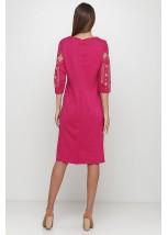Плаття вишите жіноче М-1033-13