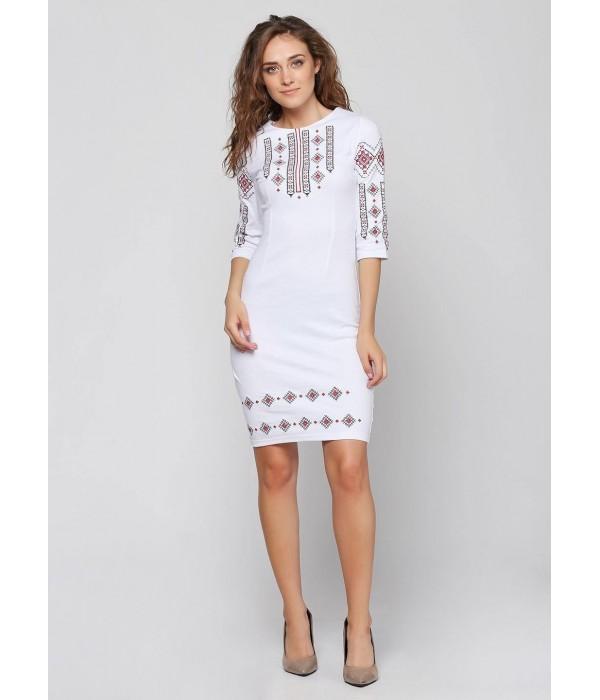 Плаття вишите жіноче М-1033-7, Плаття вишите жіноче М-1033-7 купити