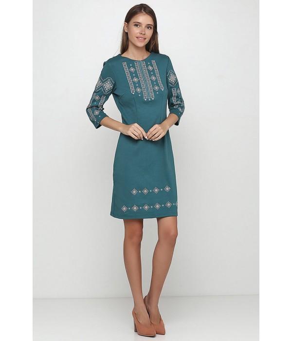 Плаття вишите жіноче М-1033-16, Плаття вишите жіноче М-1033-16 купити