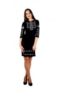 Плаття вишите жіноче М-1033-5