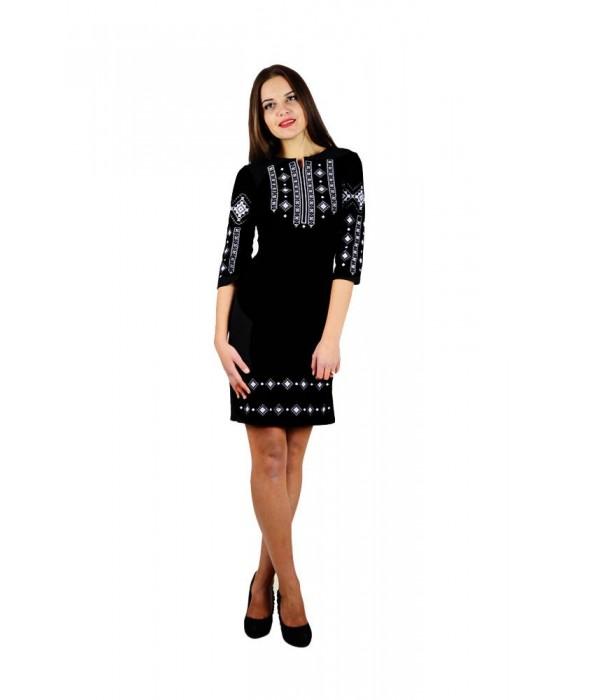 Плаття вишите жіноче М-1033-5, Плаття вишите жіноче М-1033-5 купити