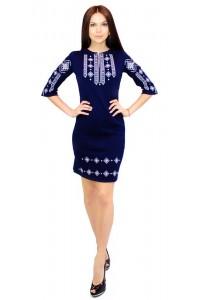 Плаття вишите жіноче М-1033-2