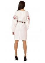 Плаття вишите жіноче М-1034