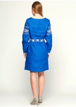 Плаття вишите жіноче М-1034-5