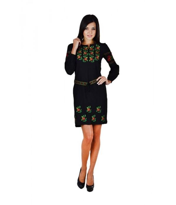 Плаття вишите жіноче М-1034-1, Плаття вишите жіноче М-1034-1 купити