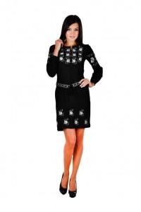 Платье вышитое женское М-1034-4