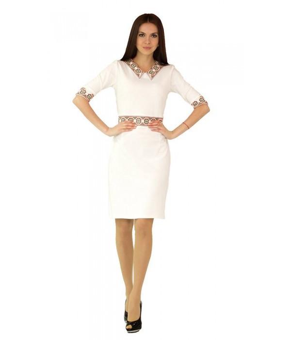 Плаття вишите жіноче М-1036-1, Плаття вишите жіноче М-1036-1 купити