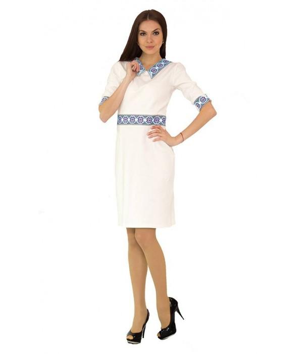 Плаття вишите жіноче М-1036-2, Плаття вишите жіноче М-1036-2 купити