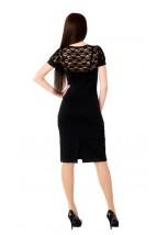 Платье вышитое женское М-1042