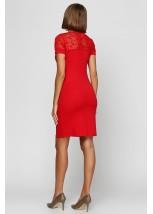 Платье вышитое женское М-1042-4