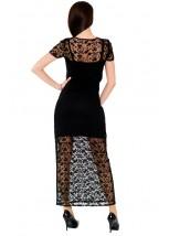 Платье вышитое женское М-1044-5