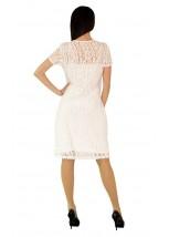 Платье вышитое женское М-1044-3