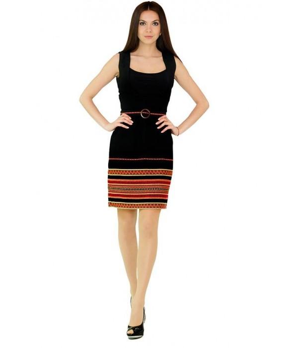 Плаття вишите жіноче М-1049, Плаття вишите жіноче М-1049 купити