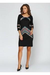 Плаття вишите жіноче М-1054-1