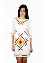 Плаття вишите жіноче М-1055