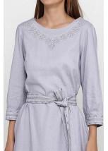 Платье вышитое женское М-1017-2