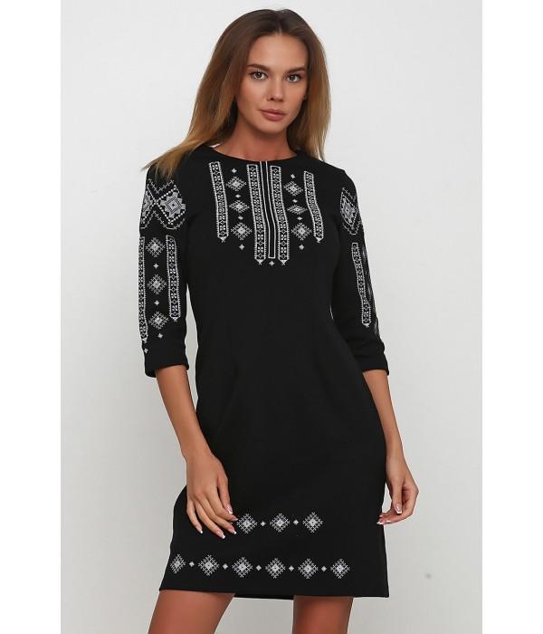Платье вышитое Етномодерн М-1033-5, Платье вышитое Етномодерн М-1033-5 купити
