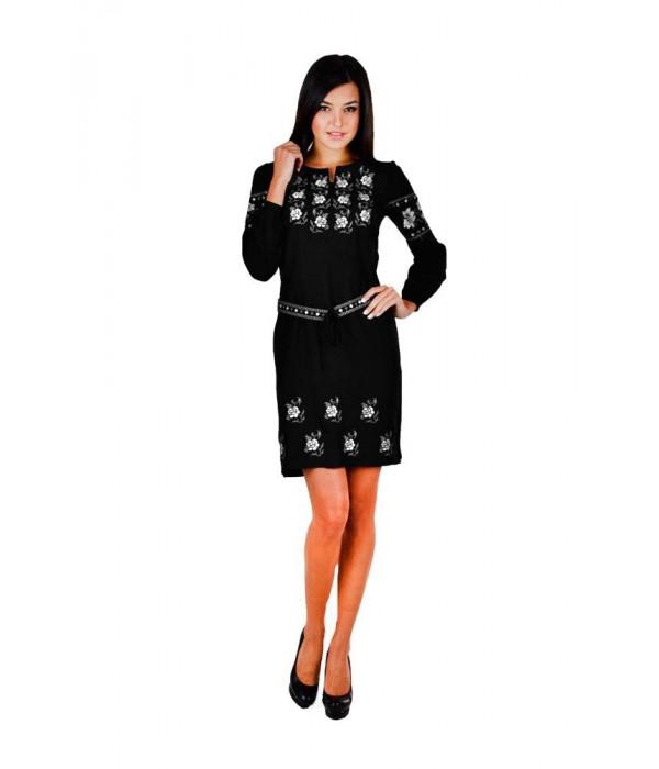Платье вышитое женское М-1034-4, Платье вышитое женское М-1034-4 купити