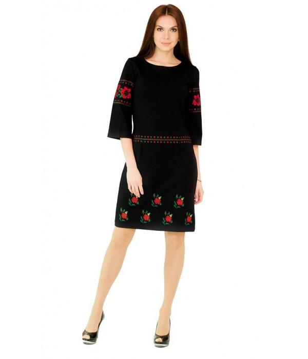 Платье вышитое Етномодерн М-1035, Платье вышитое Етномодерн М-1035 купити
