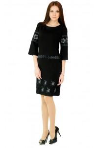 Плаття вишите жіноче М-1035-1