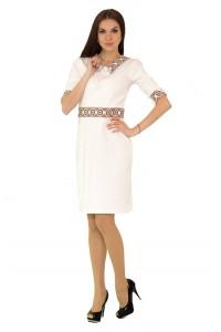 Платье вышитое женское М-1036-1