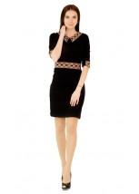 Платье вышитое Етномодерн М-1036