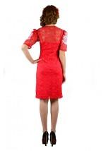 Платье вышитое женское М-1043-2