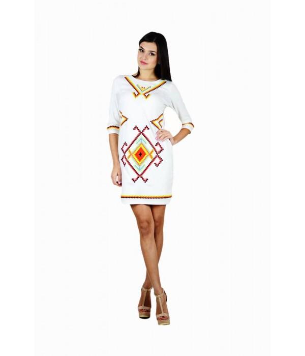 Плаття вишите жіноче М-1055, Плаття вишите жіноче М-1055 купити