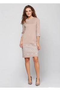 Плаття вишите жіноче М-1057-2