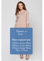 Платье вышитое женское М-1057-2