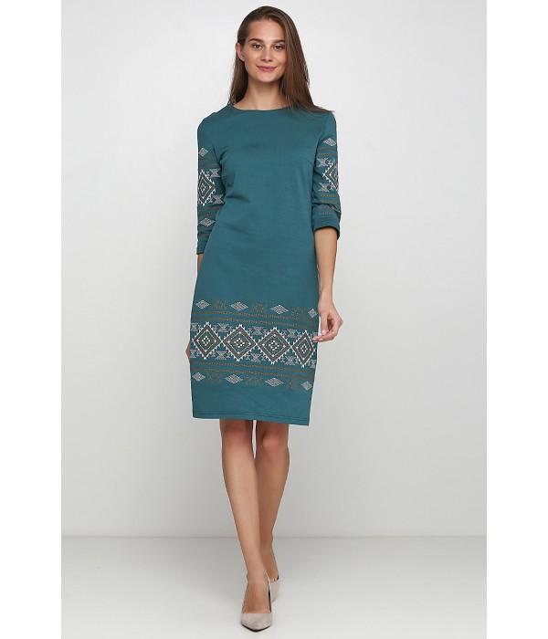 Плаття вишите жіноче М-1057-4, Плаття вишите жіноче М-1057-4 купити