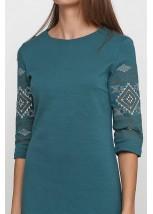 Плаття вишите жіноче М-1057-4