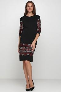 Плаття вишите жіноче М-1057-5