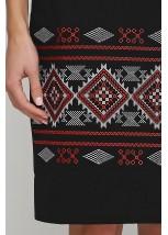 Платье вышитое женское М-1057-5