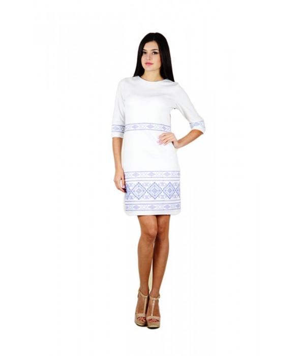 Платье вышитое женское М-1057, Платье вышитое женское М-1057 купити
