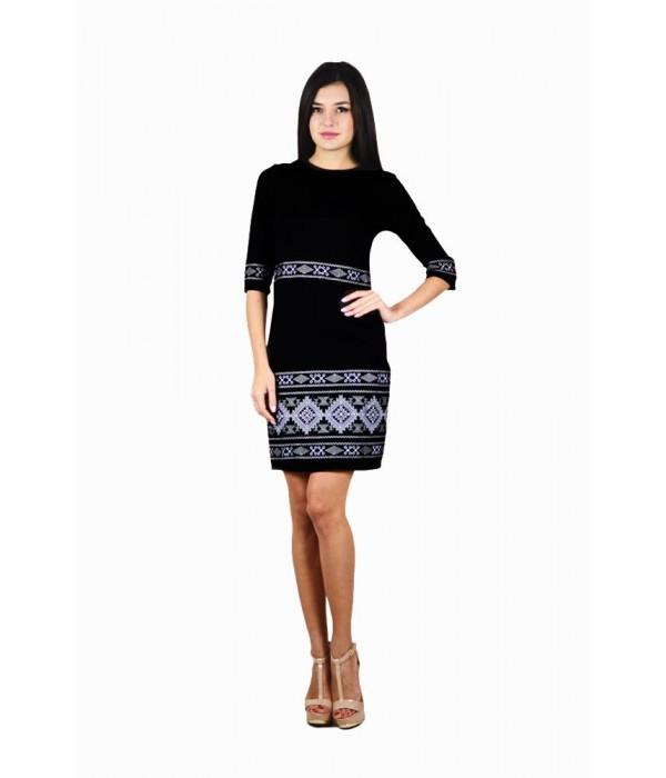 Плаття вишите жіноче М-1057-1, Плаття вишите жіноче М-1057-1 купити