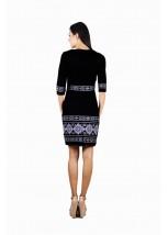 Плаття вишите жіноче М-1057-1