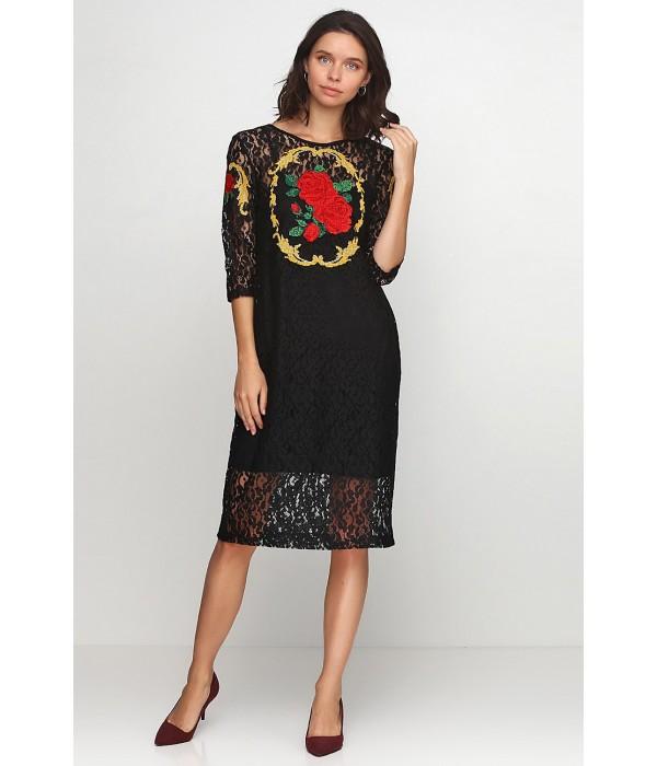 Плаття вишите жіноче М-1062-2, Плаття вишите жіноче М-1062-2 купити