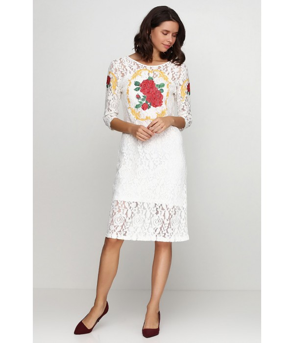 Платье вышитое женское М-1062, Платье вышитое женское М-1062 купити