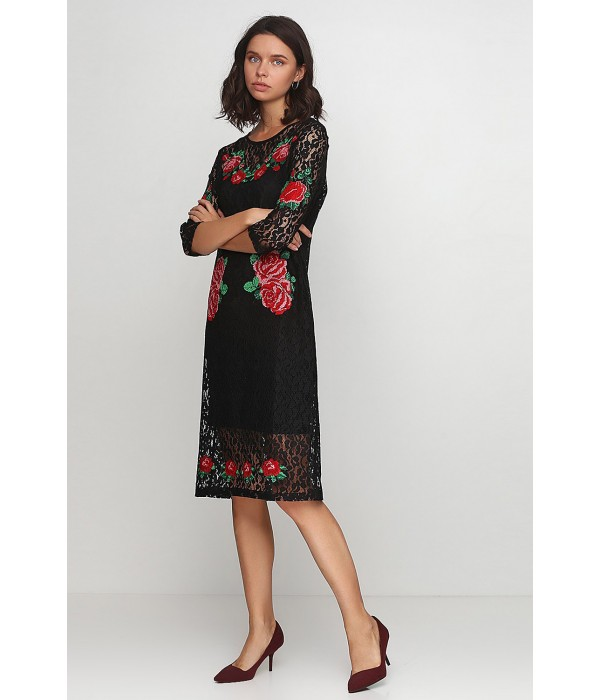 Плаття вишите жіноче М-1066-1, Плаття вишите жіноче М-1066-1 купити