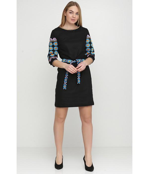 Плаття вишите жіноче М-1067-1, Плаття вишите жіноче М-1067-1 купити