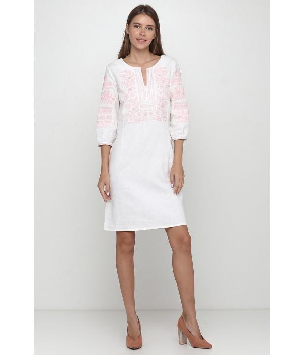 Плаття вишите жіноче М-1077-1, Плаття вишите жіноче М-1077-1 купити