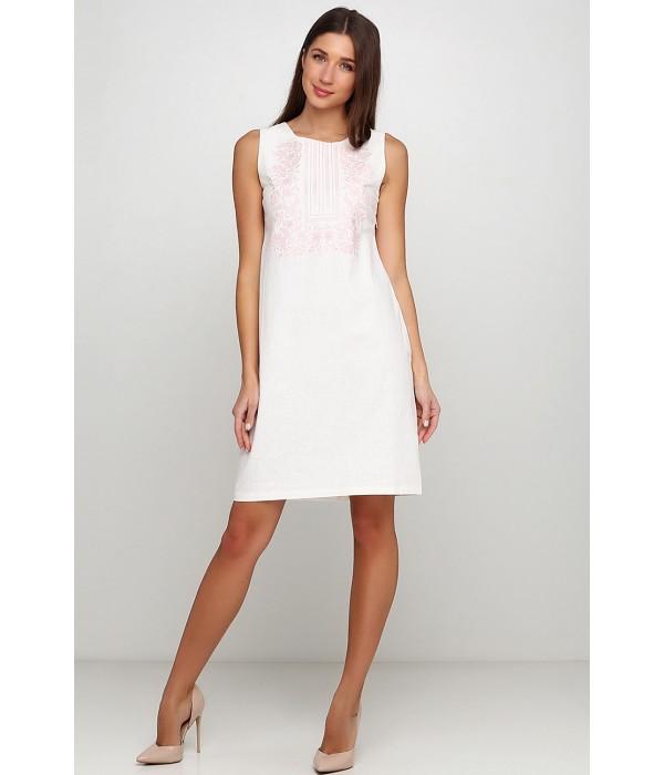 Плаття вишите жіноче М-1077-12, Плаття вишите жіноче М-1077-12 купити