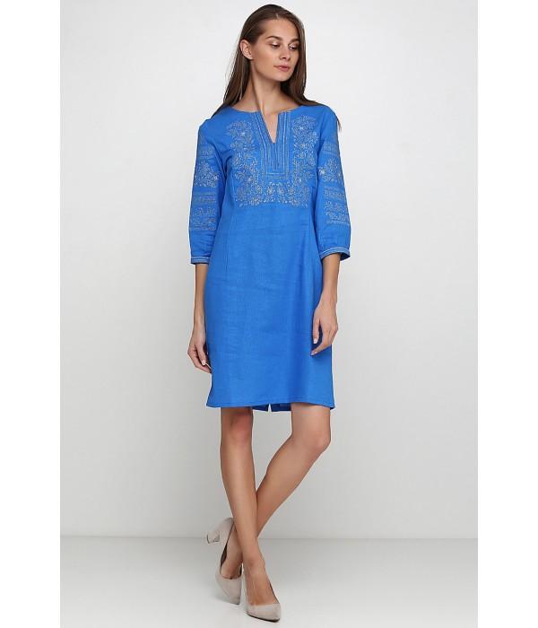 Плаття вишите жіноче М-1077-2, Плаття вишите жіноче М-1077-2 купити