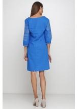 Плаття вишите жіноче М-1077-2