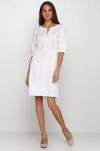 Платье вышитое женское М-1077-8