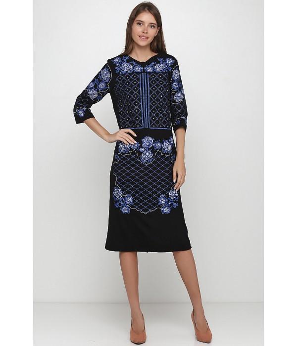 Плаття вишите жіноче М-1078-3, Плаття вишите жіноче М-1078-3 купити