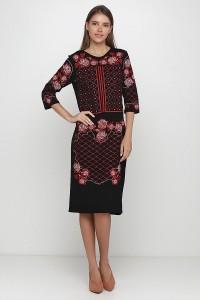 Плаття вишите жіноче М-1078-4
