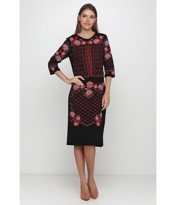 Плаття вишите жіноче М-1078-4, Плаття вишите жіноче М-1078-4 купити