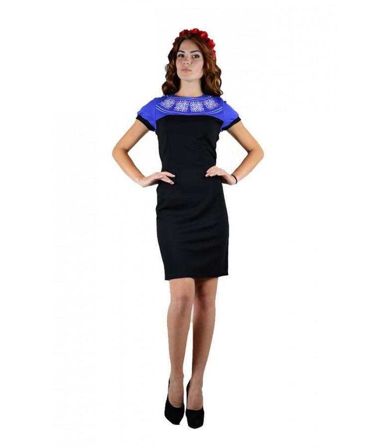 Плаття «День-Ніч» М-1020-1 купити у Львові f3e423d1845ab